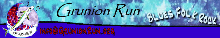 Grunion Run: Blues Folk Rock